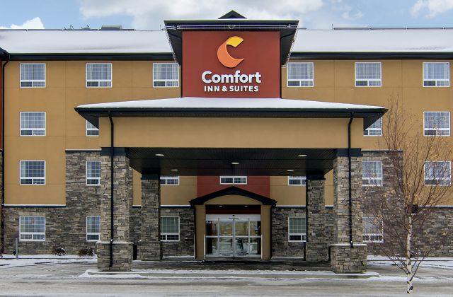 Comfort Inns & Suites Red Deer