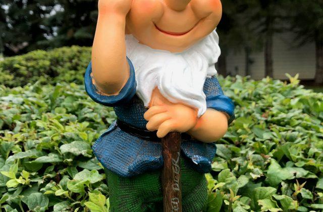 HRD Gnome w-Name-Gardner