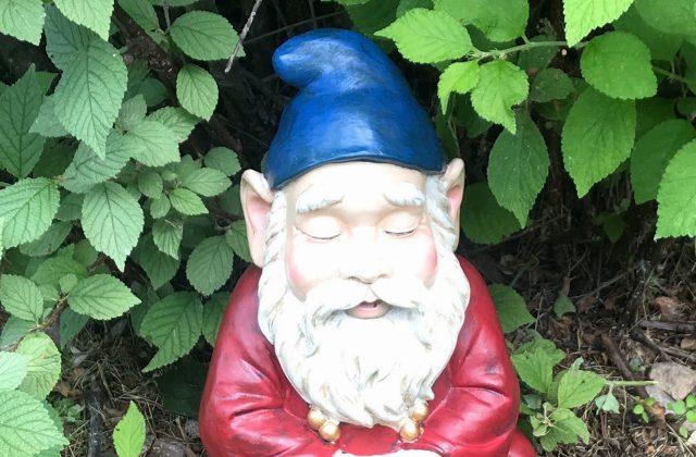 Visiting Gnome w-Name-Marlo